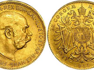 Куплю золотые, серебряные, платиновые, палладиевые монеты, слитки. Дорого !!!