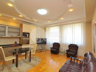 Apartament cu 1 cameră+living, str. Lev Tolstoi, Centru, 400 € !