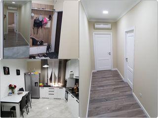 Se vinde apartament cu 3 odai  in 3 nivele in casa noua EuroReparatie +mobilat +echipat.