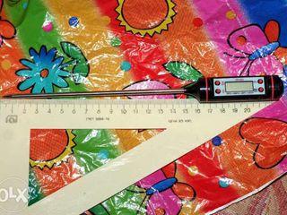 Termometru alimentar cu tija digital!
