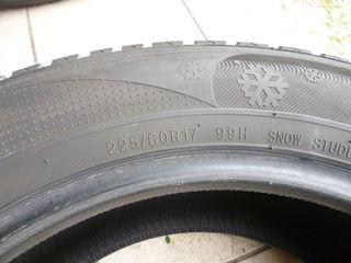 хорошие зимние шины