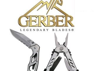 Мультитул Gerber + Нож.