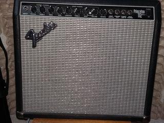 Гитарный комб. Fender Princeton 112 plus made in USA- 65ватт
