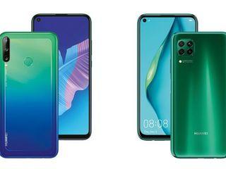 Huawei P40 Lite и P40 Lite E - новые !!!