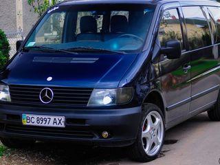 Mercedes Vito R15 ideale- urgent
