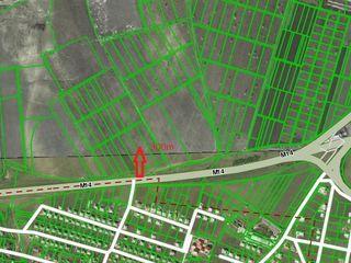 Teren de constructie. Budesti. 8 km. m. Chisinau. la pret de stat. Urgent.