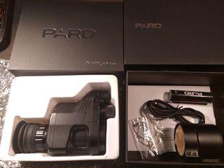 Цифровая насадка ночного видения PARD NV007A для оптических прицелов. До 200 м