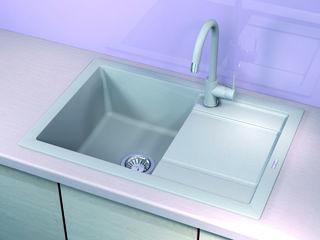 Раковина для кухни, Бренд: (Florentina), Модель (LIPSI-760). Гарантия 20 лет. Доставка