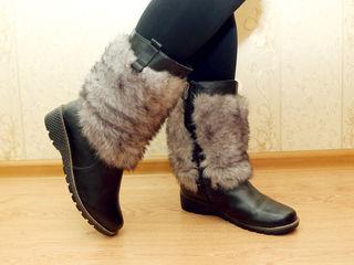 Очень теплые зимние сапоги 40 размер
