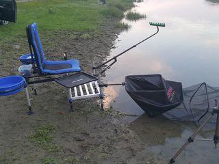 Scaun pentru pescuit Flagman