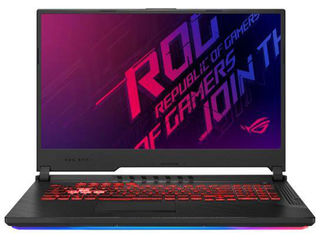 "Gaming ASUS ROG Strix G G731GU-EV191, i7-9750H 4.5GHz, 17.3"", 8GB, 1TB + SSD 512GB, GTX 1660Ti 6GB"