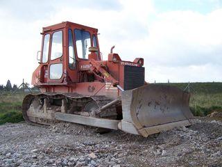 Lucrari cu buldozer / excavator