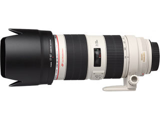 Canon EF 70-200 mm f/2.8L IS II USM & Canon 17-40mm f4.0 L