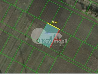 Teren pentru construcții, 6 ari, zonă verde, Buiucani 18000 €