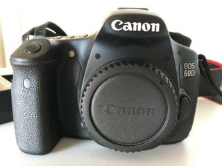 Canon 60D + Canon 17-85 is usm