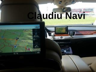 Update Navigatie CD-DVD Europa, România & R.Moldova ver.2017-2018