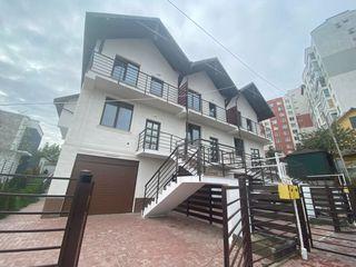 Townhouse în 3 nivele, str. budei, durlești