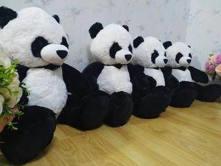 """""""Ursulet Panda"""" de plus 80 cm. Nou."""
