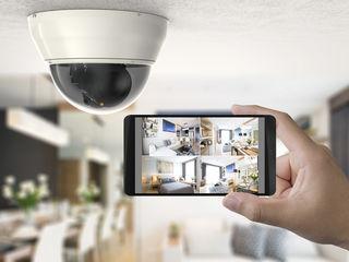 Vanzare montaj instalare camere de supraveghere video alarme senzori
