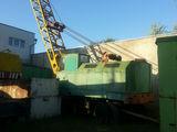 Macara pnevmo KS-5363 25 t / Кран на пневмоходу КС-5363 25 т