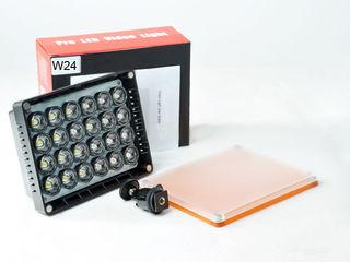 Профессиональный 24-светодиодный осветитель!