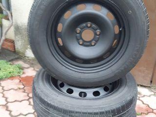 Шины с дисками от Ford 185/65 r15