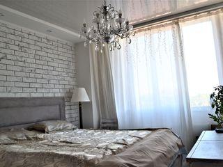 Buiucani, paris - 2 odai + Sufragerie cu bucatarie in bloc nou - autonoma, euro-reparat