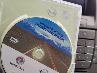 GPS DVD Navigatie Opel DVD800 MY2009-MY2010 Europa Versiune 2018
