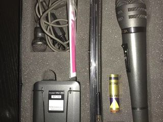 """Два Радиомикрофона """"ТОА"""" /Japan/ - 60 Евро"""