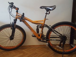 Black horse Bicicleta