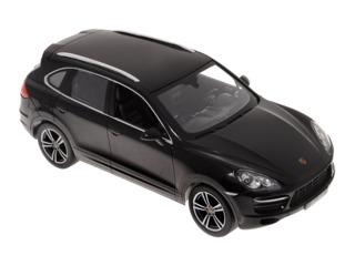Электро игрушки Rastar Porsche Cayenne Turbo черный