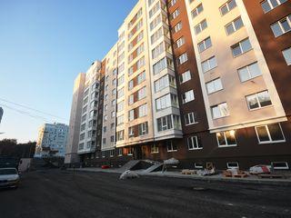 Bloc dat in exploatare, 1 cameră, 39-46 m2, de mijloc, zonă de parc, de la dezvoltator