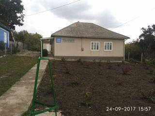 Продается отличный домик в центре села Чутулешты! до Флорешт 18км. До Бельц 48км.