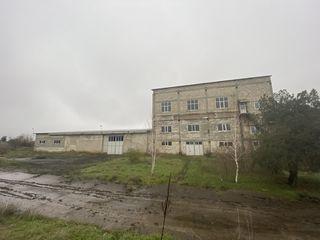 Продается комм.участок 1,39ha с строением 2000м2 под произ-во,бизнес в с.Князевка р-н Леово!