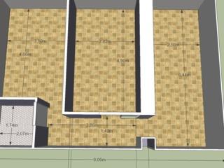 Se vinde apartament cu 2 camere în Ungheni - Dănuțeni str. Burebista 17