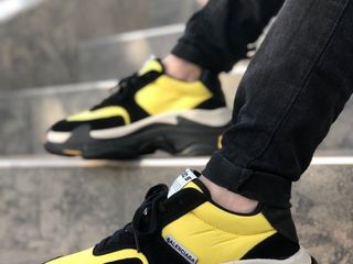 Balenciaga Triple S 2.0 Yellow Unisex
