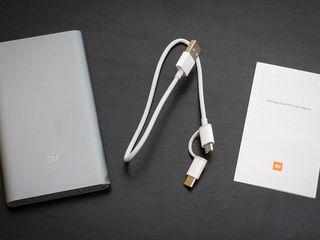 Baterie externă Xiaomi la un preț avantajos+ 1000 lei cadou! Garanție oficială 24 luni!