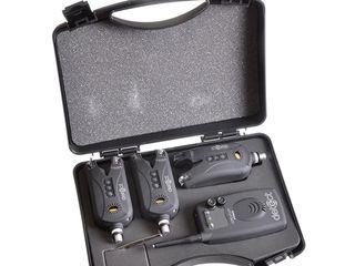 Набор электронных сигнализаторов поклевки с пейджером Flagman Carp Pro (3+1, 4+1). Магазин. Доставка