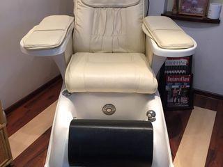 Кресло для педикюра с гидромассажем б/у