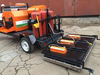 Комплект для ремонта дорог методом инфракрасного нагрева асфальта Мира-3