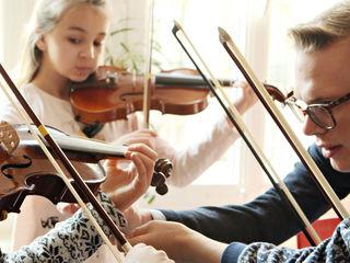 Lectii de vioara in chisinua /Уроки игры на скрипке / Violin Lessons in Chisinau