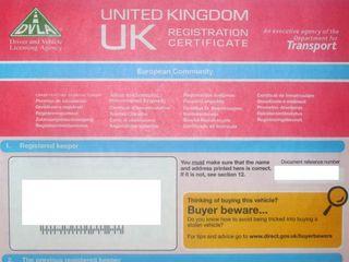 M.O.T Revizie Tehnica Anglia  M.O.T United Kingdom