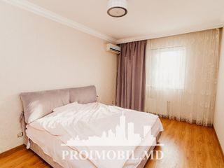 Centru! CROWN PLAZA, 3 camere + living, privelește minuntă spre oraș - 150 mp!