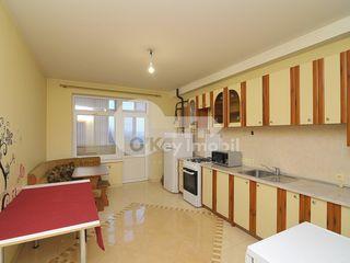 Apartament cu 3 camere, 114 mp, bloc nou, Buiucani, 79900 € !