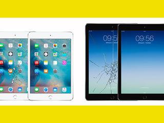 Замена стекла на iPad- iPad mini,iPad Air,iPad Pro