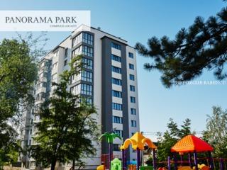 Apartament cu 3 odaie 104 m2 in noul complex locativ Panorama Park din sect. Botanica