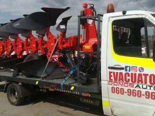 Servicii evacuari automobile - Evacuarea masinilor