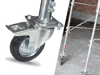 Pentru schele mobile roti,constructii - roti si role industriale -importator-distribuitor