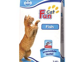 Корма для собак fun dog и кошек fun cat компании farmina.