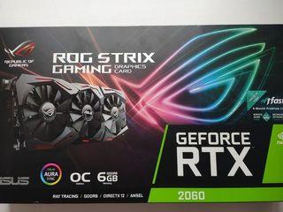 ROG Strix GeForce RTX 2060 6GB GDDR6 (новая в коробке)